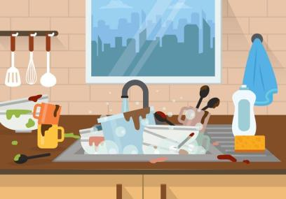 free-dirty-dishes-illustration-vector