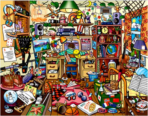 house mess