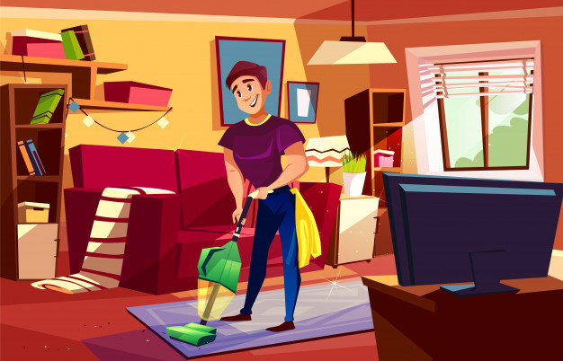 man-cleaning-living-room-illustration-of-househusband-or-college-boy-with-vacuum-cleaner_33099-379